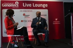 Festival of Genomics - Live Lounge Panel